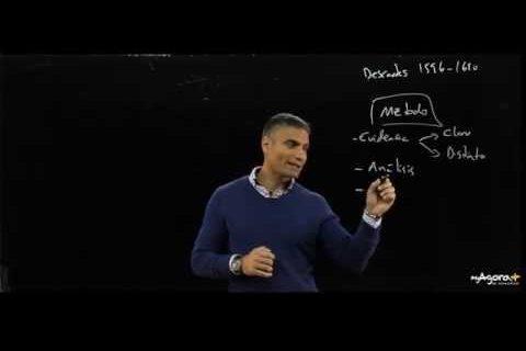 René Descartes - Método cartesiano - Bachillerato Selectividad